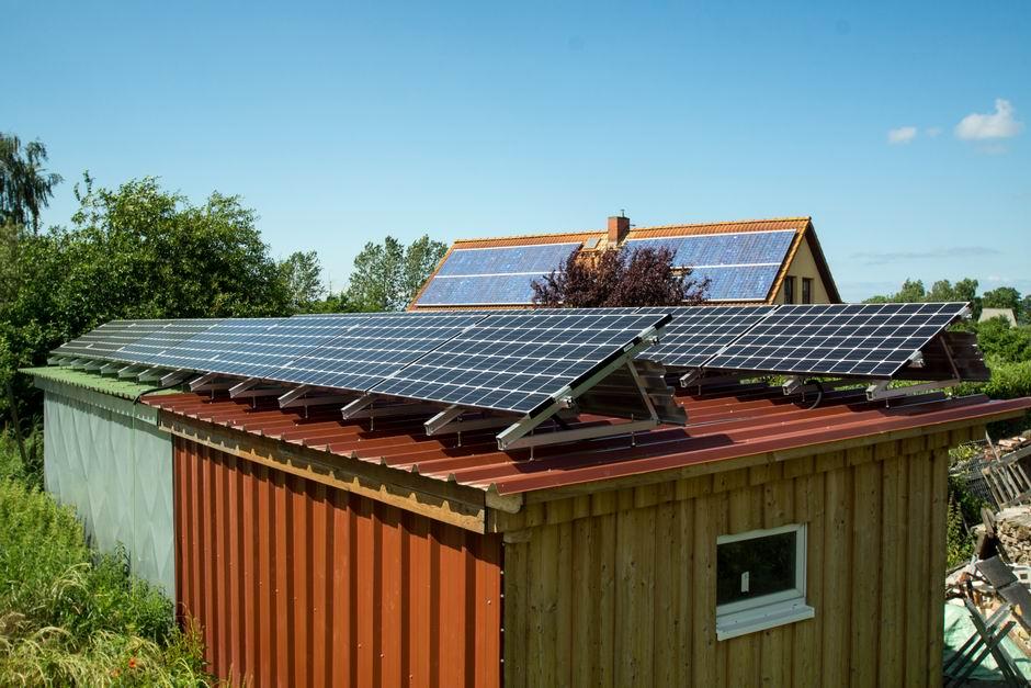 Photovoltaikanlage Binz
